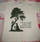 Camisa Árvore